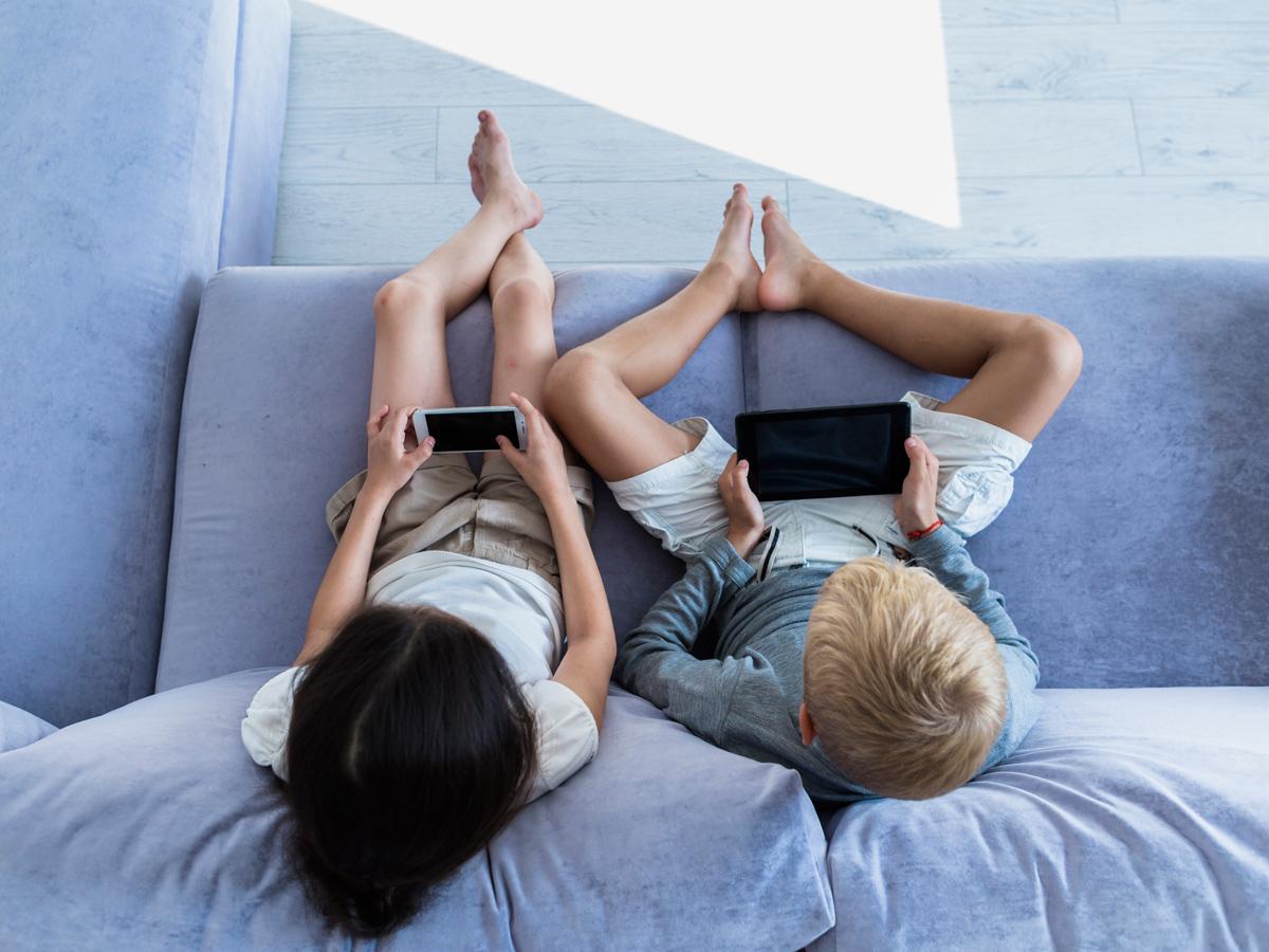 Çocuklarda İnternet Kullanımı